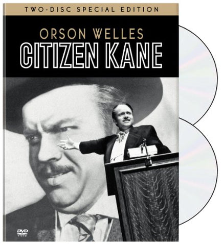 Citizen Kane (Two-Disc Special Edition)  DVD - GoodFlix