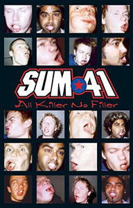 Sum 41 - All Killer, No Filler [Enhanced CD]