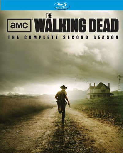 The Walking Dead: The Complete Second Season [Blu-ray]  Blu-ray - GoodFlix