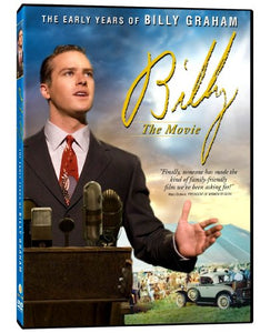 Billy: The Early Years Of Billy Graham  DVD - GoodFlix
