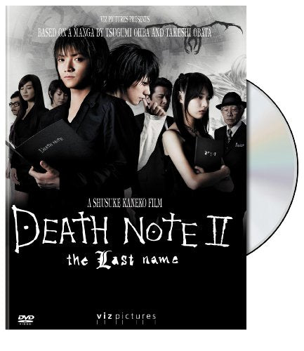 Death Note II: The Last Name  DVD - GoodFlix
