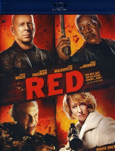 Red (Movie-Only Edition) [Blu-ray]  Blu-ray - GoodFlix