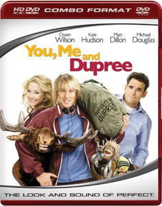 You, Me and Dupree (Combo HD DVD and Standard DVD)