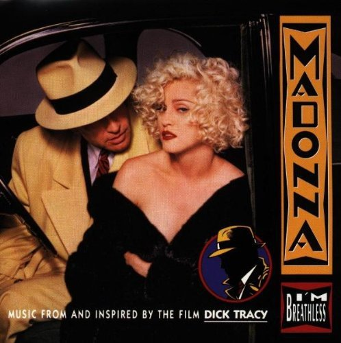 Madonna - I'm Breathless: Music From and Inspired by the film Dick Tracy