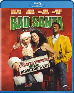 Bad Santa (Unrated Version + Director's Cut) [Blu-ray]  Blu-ray - GoodFlix