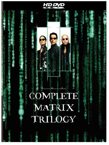 The Complete Matrix Trilogy (The Matrix/ The Matrix Reloaded/ The Matrix Revolutions) [HD DVD]  HD DVD - GoodFlix