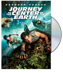 Journey to the Center of the Earth  DVD - GoodFlix
