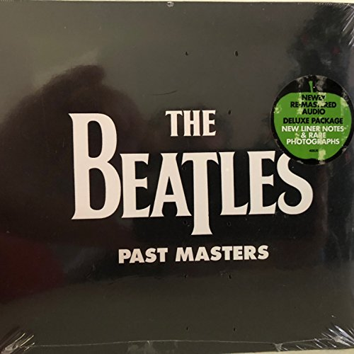Past Masters(Deluxe Package)(New lines notes & photographs)  Audio CD - GoodFlix