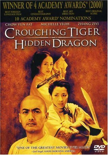 Crouching Tiger, Hidden Dragon  DVD - GoodFlix