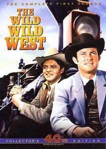 Wild Wild West Complete First Season