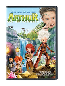 Arthur and the Invisibles (Widescreen Edition)  DVD - GoodFlix