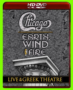 Chicago & Earth, Wind & Fire - Live at the Greek Theatre [HD DVD]