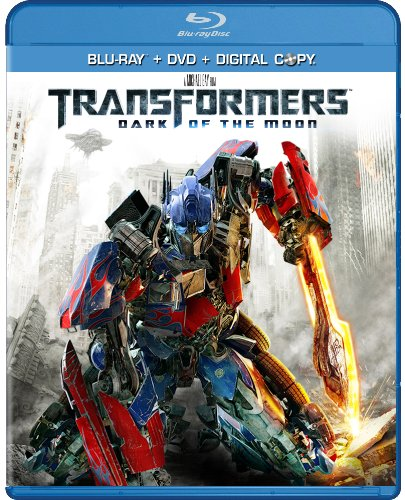 Transformers: Dark of the Moon (Two-Disc Blu-ray/DVD Combo) [DIGITAL CODE EXPIRED VERSION]  Blu-ray - GoodFlix