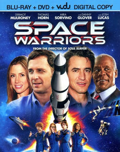 Space Warriors Blu-Ray / DVD