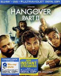 The Hangover Part II (+Ultraviolet Digital Copy)  Blu-ray - GoodFlix