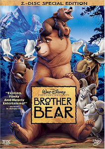 Brother Bear (Two-Disc Special Edition)  DVD - GoodFlix