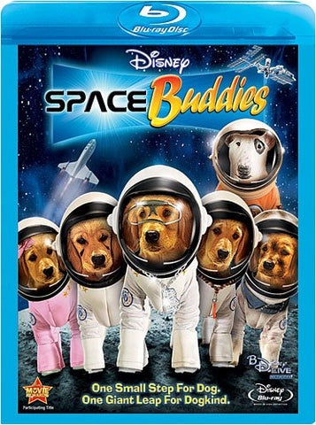 Space Buddies (BD Live) [Blu-ray]  Blu-ray - GoodFlix