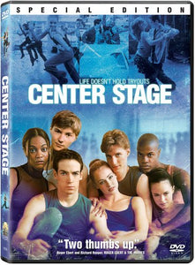 Center Stage (Special Edition)  DVD - GoodFlix