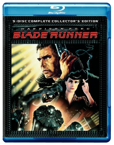 Blade Runner (Five-Disc Complete Collector's Edition) [Blu-ray]  Blu-ray - GoodFlix