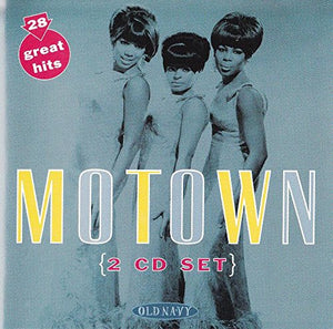 Artists Various - Old Navy Motown