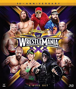 WWE: WrestleMania XXX [Blu-ray]