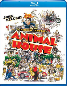 ANIMAL HOUSE Blu Ray Movie (John Belushi)