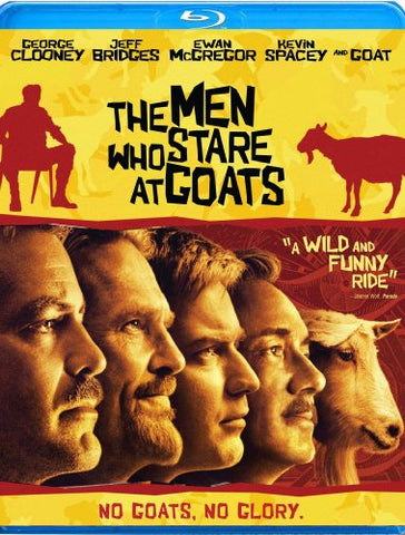 The Men Who Stare At Goats [Blu-ray]  Blu-ray - GoodFlix
