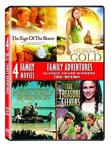 Family Adventures Collector's Set (The Sign of the Beaver / The Legend of Tillamook's Gold / The Adv  DVD - GoodFlix
