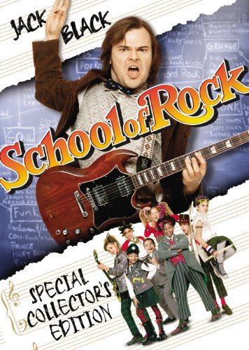 School of Rock (Widescreen Edition)  DVD - GoodFlix
