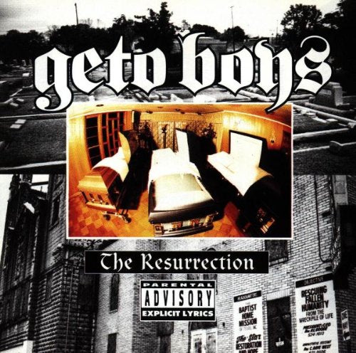 Geto Boys - Resurrection