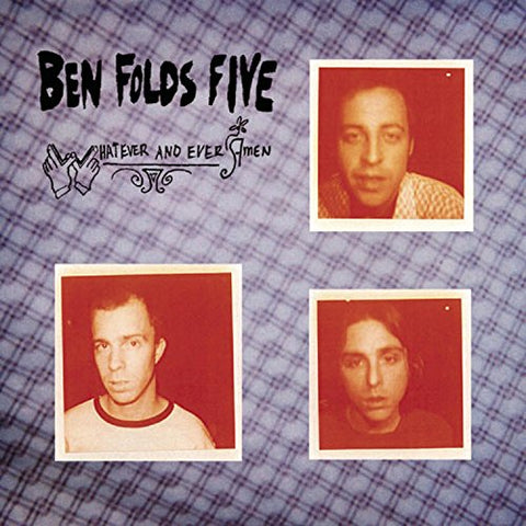 Folds, Ben - Whatever and Ever Amen