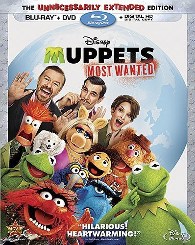 Muppets Most Wanted (Blu-ray)  Blu-ray - GoodFlix