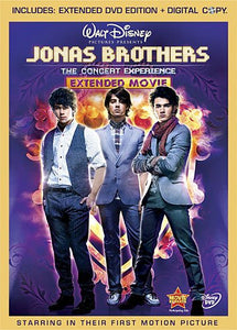 Jonas Brothers: The Concert Experience (Two-Disc Extended Edition)