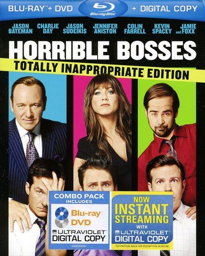 Horrible Bosses (Totally Inappropriate Edition) [Blu-ray]  Blu-ray - GoodFlix