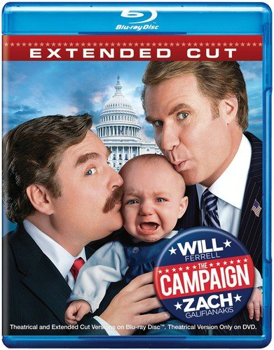 The Campaign (Extended Cut) [Blu-ray]  Blu-ray - GoodFlix