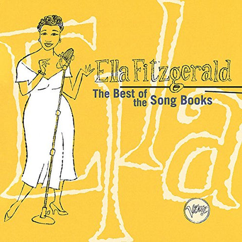 Ella Fitzgerald - The Best of the Song Books