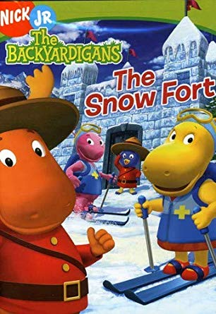 BACKYARDIGANS: SNOW FORT