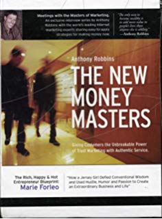 Anthony Robbins the New Money Masters with Dean Jackson  DVD - GoodFlix
