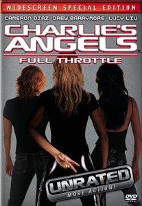 Charlie's Angels: Full Throttle  DVD - GoodFlix
