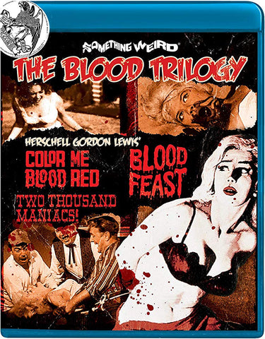 Blood Trilogy (BLU RAY)