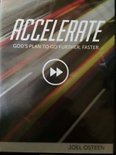 Accelerate Gods Plan to Go Further, Faster (31-day audio devotional)  Audio CD - GoodFlix