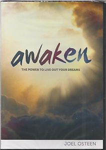 Awaken - Joel Osteen 3 messages cd/dvd set  Audio CD - GoodFlix