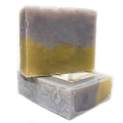 Evergreen and Lavender All Natural Bar Soap, Holiday Special