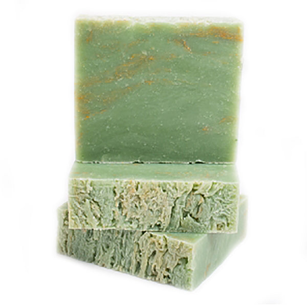 Green Clover Nest+Honey Handmade Bar Soap