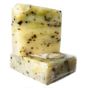 Peppermint Tea Tree All Natural Bar Soap