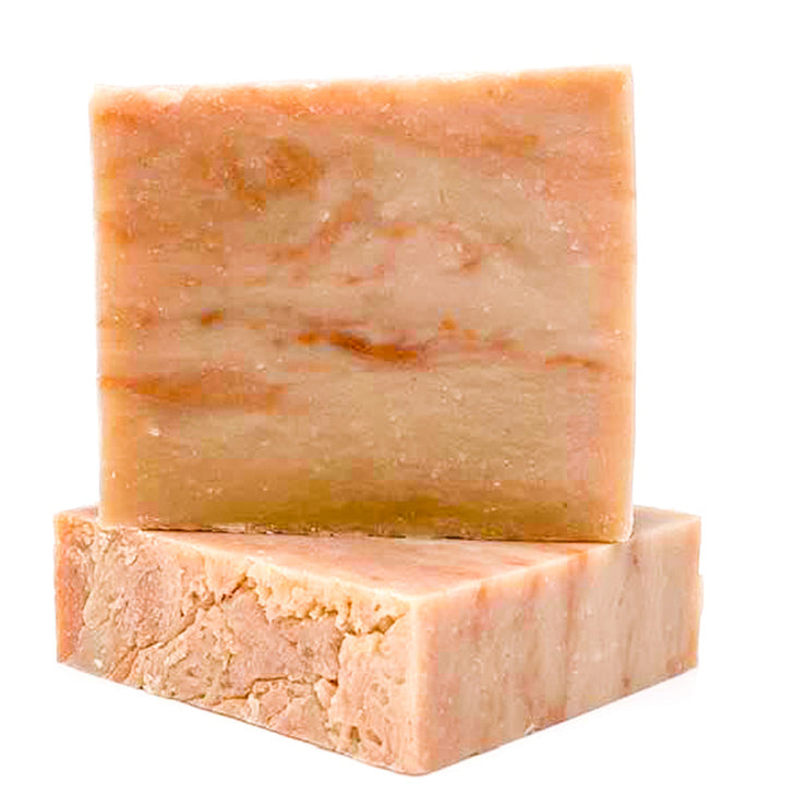 Rose Clay All Natural Bar Soap with Goat's Milk