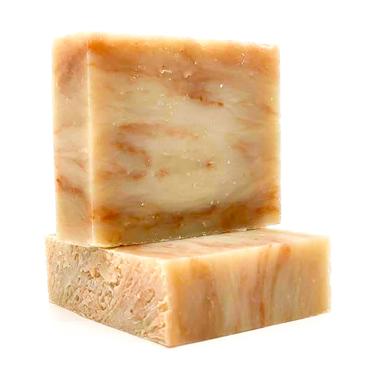Sandalwood Rose All Natural Bar Soap with Aloe