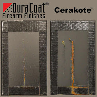 DuraCoat Durability Testing Results
