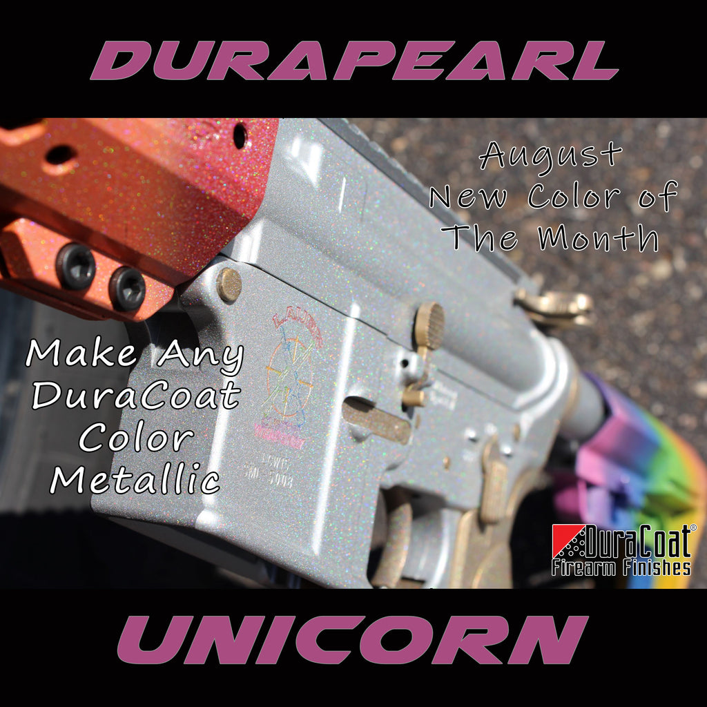 Unicorn Gun using DuraPearl Unicorn by DuraCoat