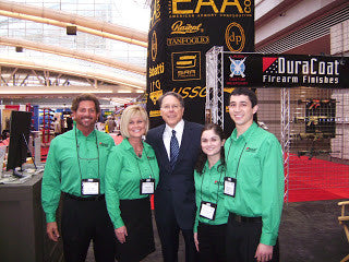 Lauer Family and Wayne LaPierre